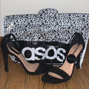 Never worn heels from ASOS
